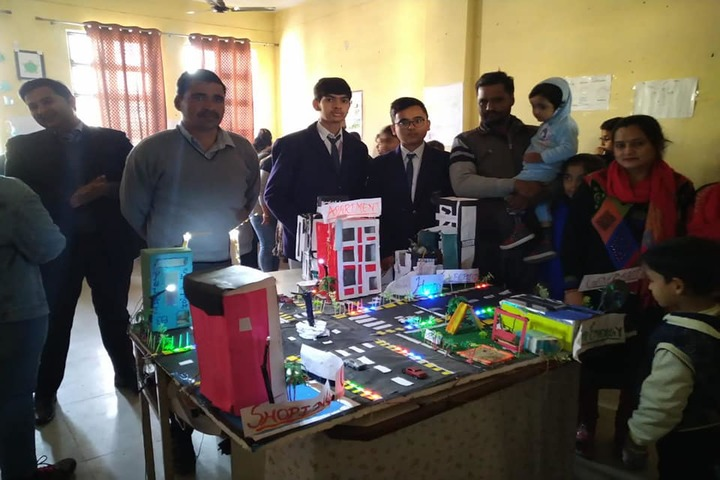Vibgyor Intenational School-Student Project