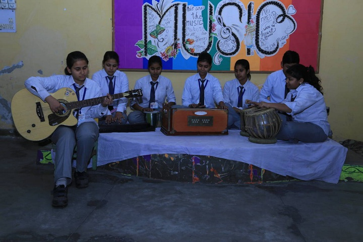 Vibgyor Intenational School-Music Room