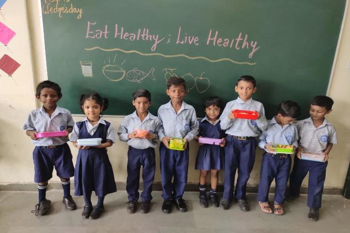 Government Model High School-Classroom Activity