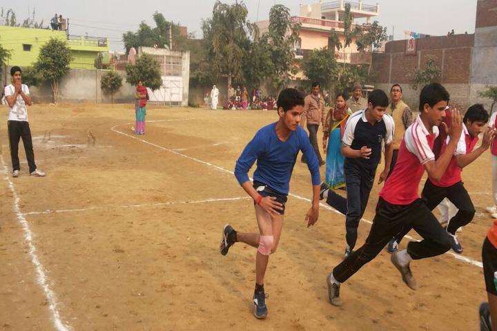 Vidya Bhawan Public School-Annual Sports Day