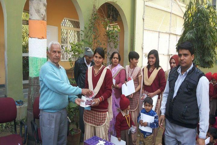 Vidya Bhawan Public School-Awards