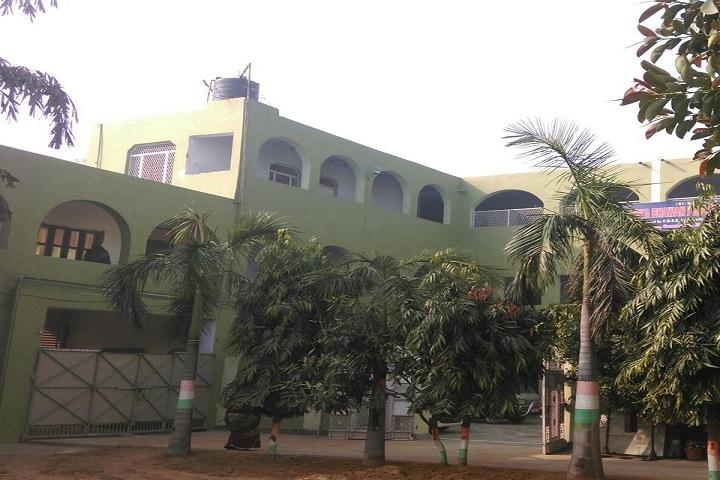 Vidya Bhawan Public School-Campus View