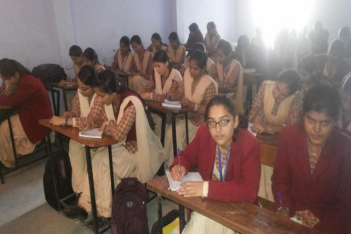 Vidya Bhawan Public School-Class Room