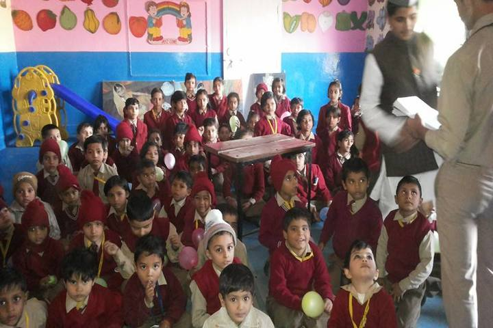 Vidya Bhawan Public School-Event