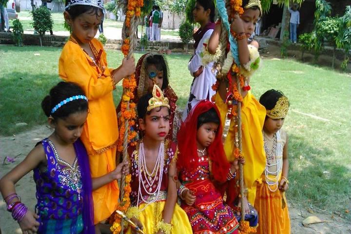 Vidya Bhawan Public School-Festival Celebrations