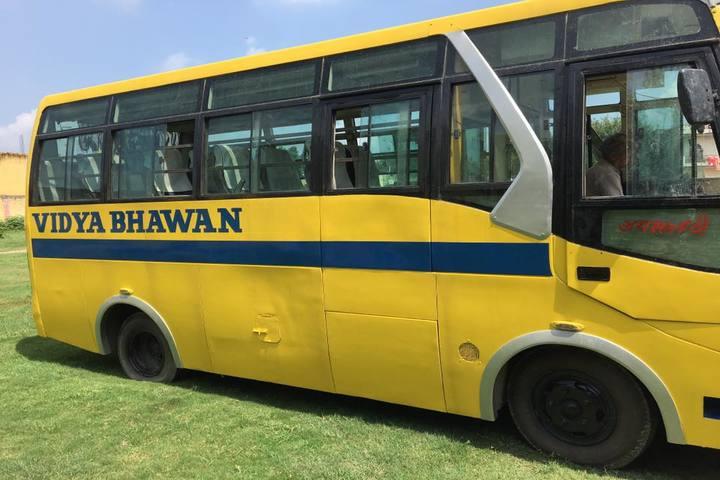 Vidya Bhawan Public School-Transport