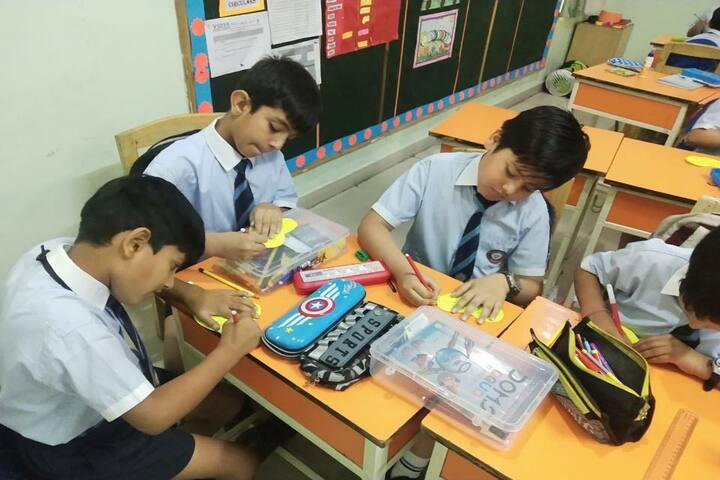 Vidya Global School-Activity