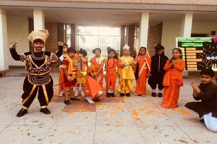 Vidya Global School-Festival Celebrations