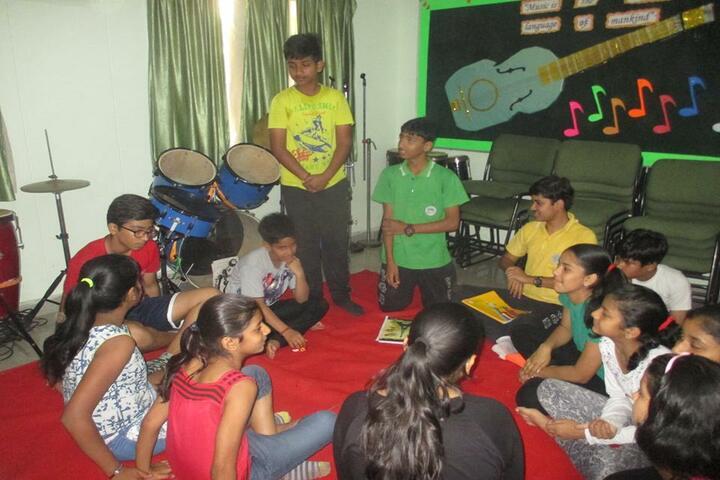 Vidya Global School-Music Room