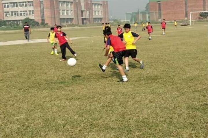 Vidya Global School-Play Ground