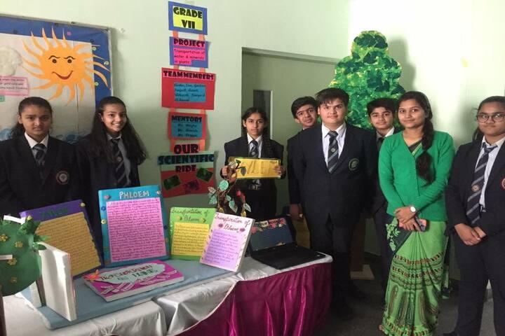 Vidya Global School-Student Project