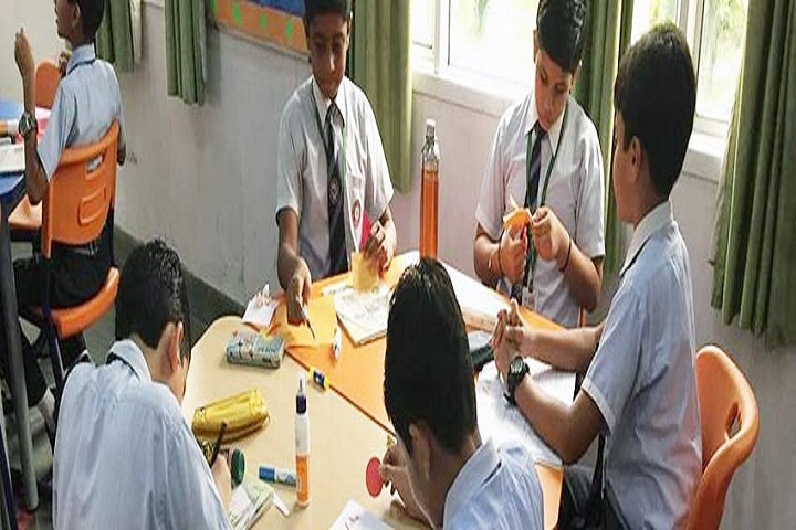 Vidya Global School-Art and Craft