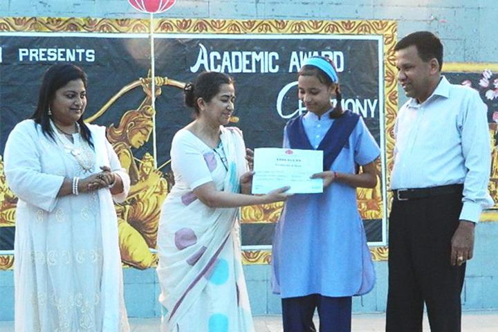 Vidya Gyan School-Achievement