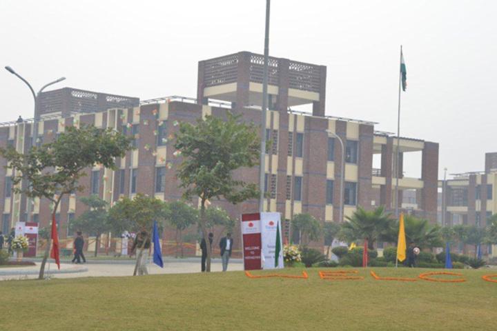 Vidya Gyan School-School Building