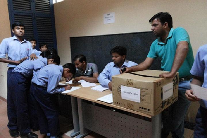 Vidya Gyan School-Health Camp