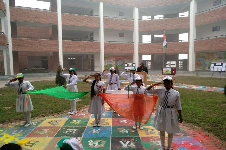 Government Model High School-Republic Day Celebrations