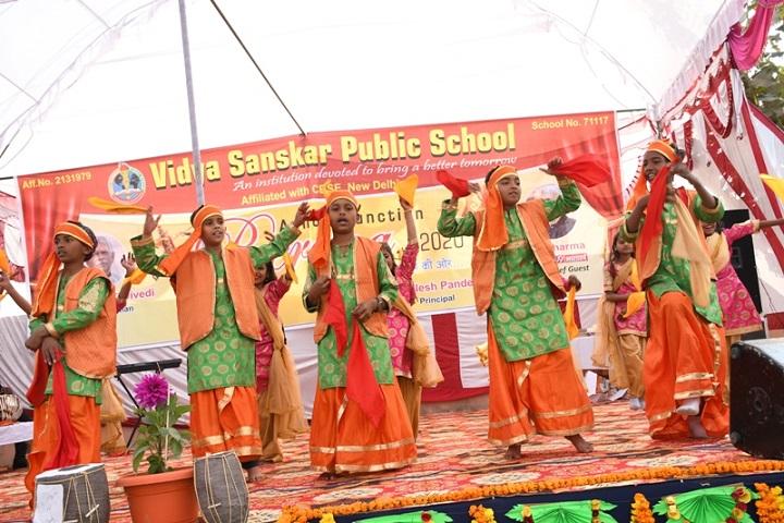 Vidya Sanskar Public School-Annual Day Celebration