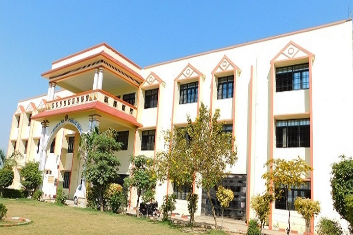 Vidya Sanskar Public School-Campus View