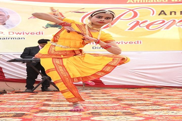 Vidya Sanskar Public School-Classical Dance