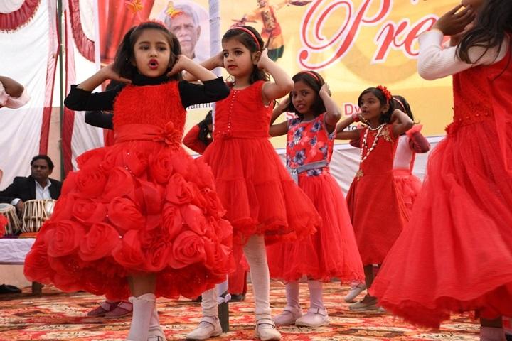 Vidya Sanskar Public School-Dance