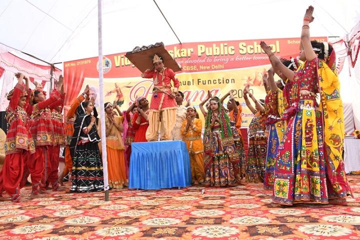 Vidya Sanskar Public School-Drama