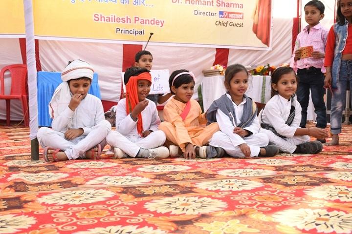 Vidya Sanskar Public School-Skit