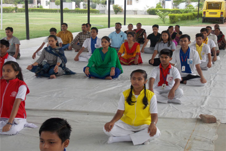 Vidya Vahini-Yoga Day