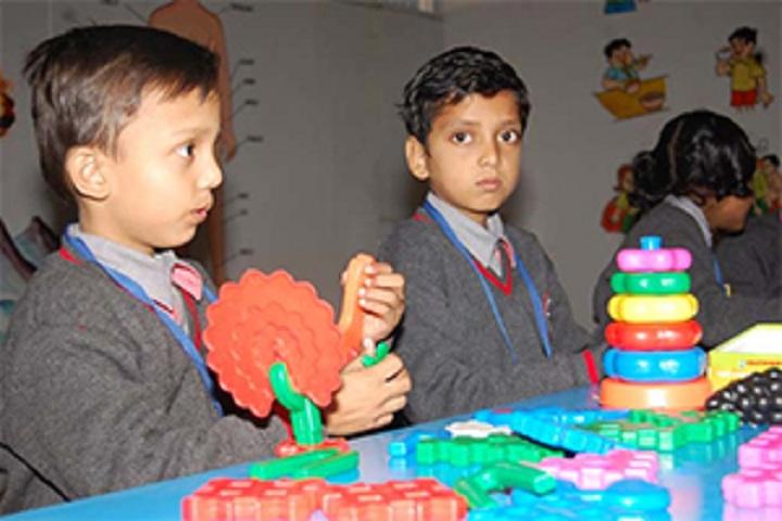 Vidya Vahini-Activity Room