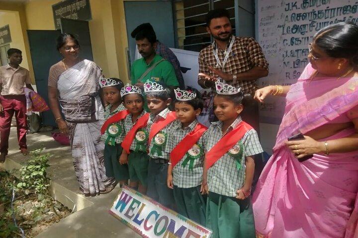 Vidyagyan School-Kids Activity