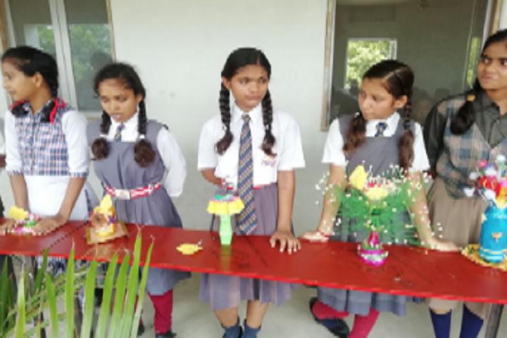 Vidyapeeth Public School-Art