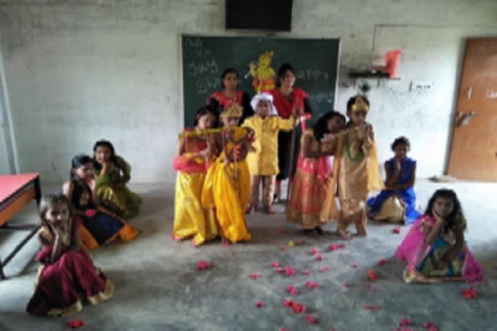 Vidyapeeth Public School-Festival Celebration
