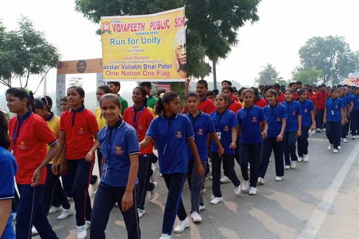 Vidyapeeth Public School-Rally