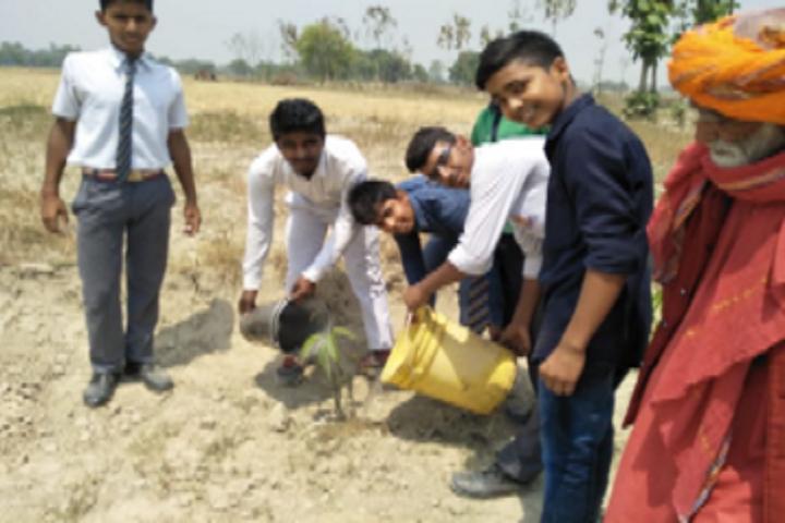 Vidyapeeth Public School-Save Earth