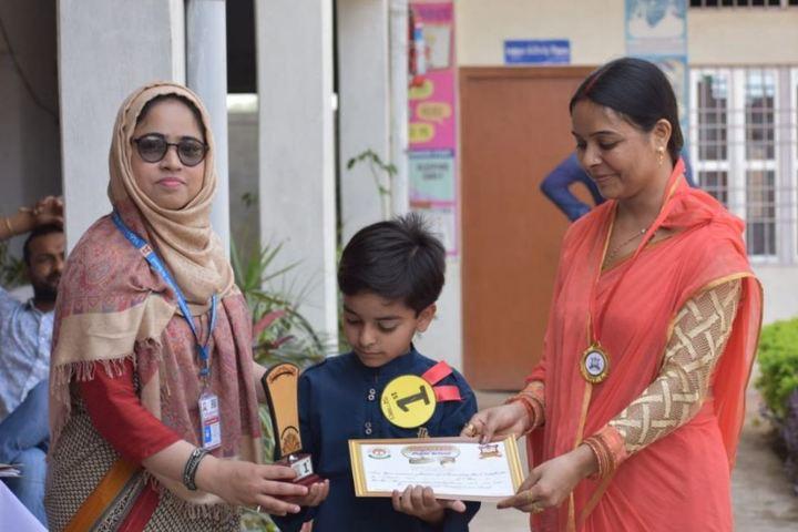 Vidyapeeth Public School-Annual Result Day