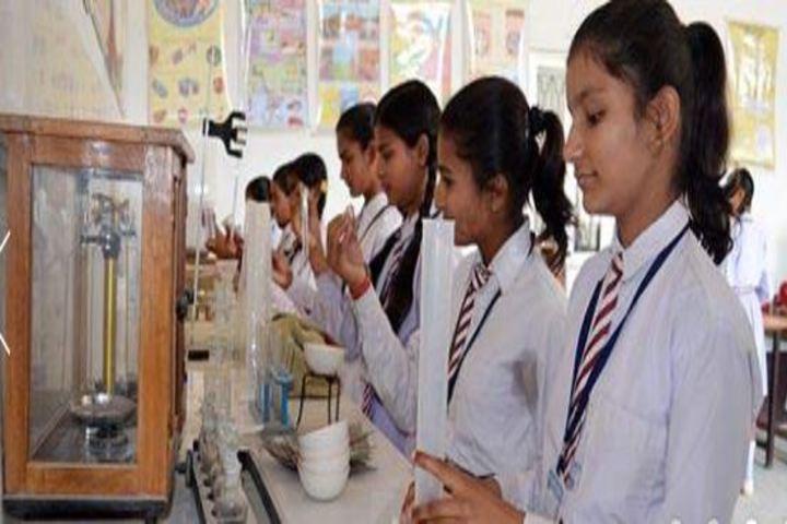 Vidyapeeth Public School-Chemistry Lab