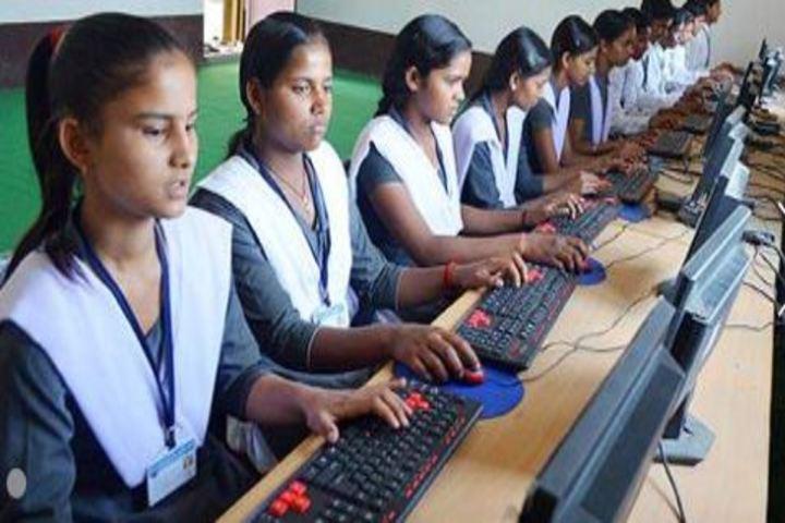 Vidyapeeth Public School-Computer Lab