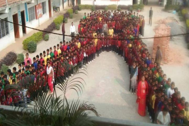 Vidyapeeth Public School-Assembly
