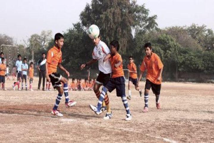 Vidyapeeth Public School-Sports