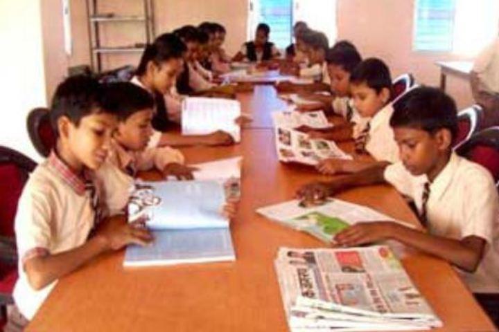 Vigyan Sanjivani Central College-Library