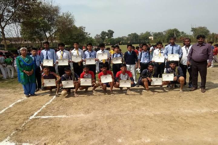 Vijaya Maharani International Academy-Achievement