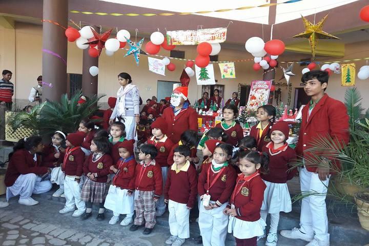 Vijaya Maharani International Academy-Christmas Celebration