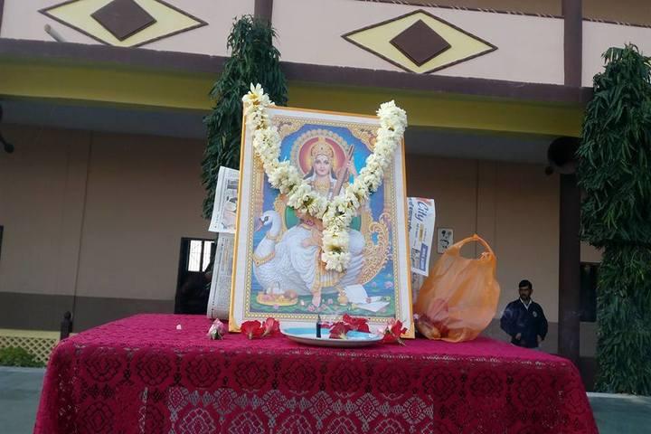 Vijaya Maharani International Academy-Festival Celebration