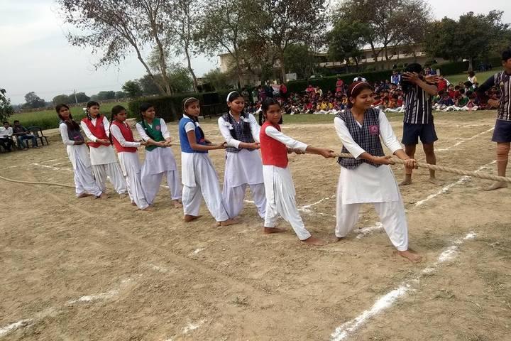 Vijaya Maharani International Academy-Games