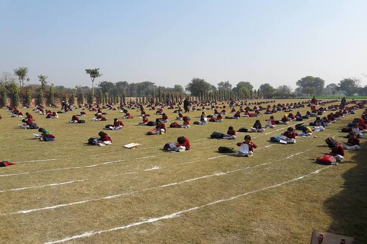 Vijaya Maharani International Academy-School Ground