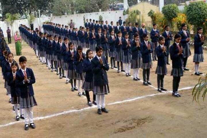 Vindhya Valley Public School-Assembly