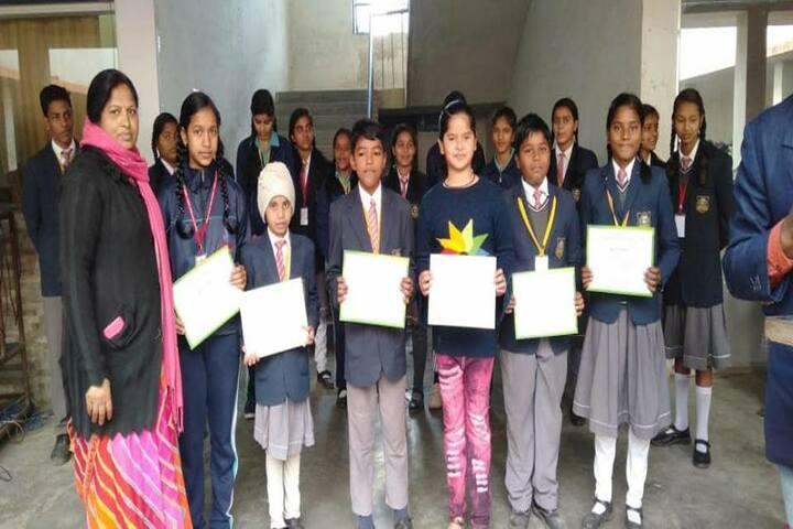 Vindhya Valley Public School-Awards