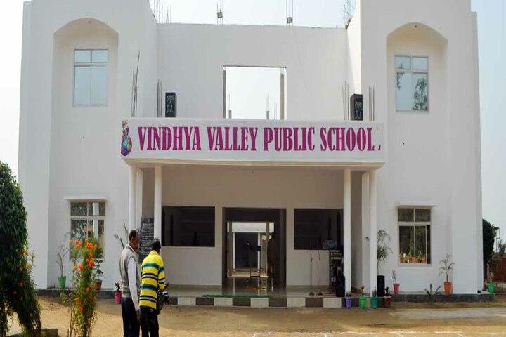 Vindhya Valley Public School-Campus View