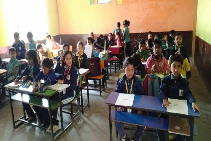 Vindhya Valley Public School-Class Room