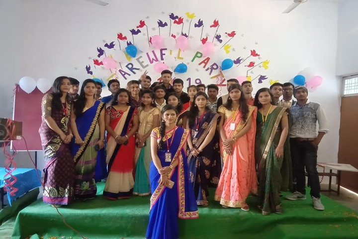 Vindhya Valley Public School-Farewell Party