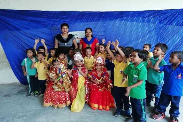 Vindhya Valley Public School-Festival Celebrations